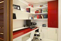 Escritório residencial