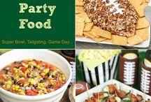 Superbowl Party Food!!!