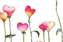 hartenbloemen