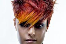 Hot Hair and MakeUp / by Tonya Harris Slaymon