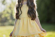 Easter dress ideas / by Jennifer Hannah