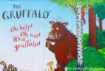 All things Gruffalo