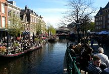 Cosy, Leiden. / The most beautiful and cosy Place. Leiden, Netherlands.