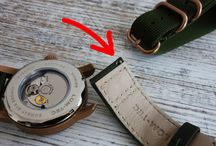 LÜM-TEC Combat Bronze Watch (Vintage-Military-Style)