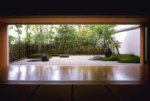 Japanese gardens / by Jeremy Brown