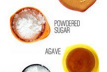 Recipes DIY / by Heather Scherbring