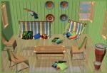 TS2 Rooms - Outdoors