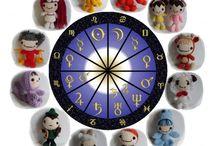 zodiaco amigurumi
