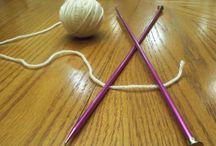 Time to get stitchin, crafty stuff  / by Kayla Hudak