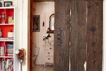 Saloon Tür