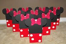 Minnie mouse birthday / by kelly zach