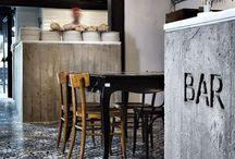 DECO HOSTELERIA / Ideas para tu cafetería, bar y restaurante.