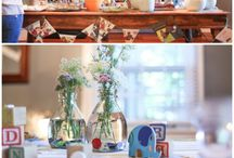 baby shower ideas / by Amy Hershey