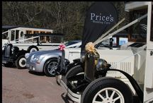 Tiara out and about images / visiting wedding fairs, clients, advertisers and events