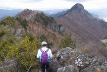 天狗山~男山(八ヶ岳)登山 / 天狗山~男山の絶景ポイント 八ヶ岳登山ルートガイド。Japan Alps mountain climbing route guide