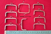 Supplies  -- Ferragens -- Lolla Crafts  / by Roseli Barbosa