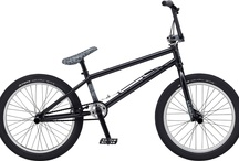 BMX / My Husband is planning to restore an old 80's BMX bike to hang on the wall in my eldest sons bedroom.  I can't quite get my head around it yet...