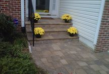 Steps by Custom Stoneworks & Design Inc. Balto. MD / All kinds of steps