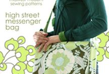 Amy Butler Patterns I own / by Sewing lady