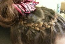 Peinados de Fiesta / Ideas de peinados para fiestas infantiles y de adultos