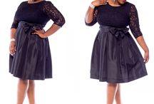 Plus Size Woman's Fashions