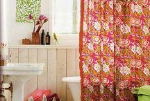 Decoração Banheiros / Ideias e inspiração para decorar o banheiro de forma prática e bonita...