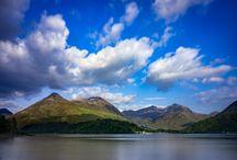 Loch Leven & Glencoe / The beautiful west coast of Scotland