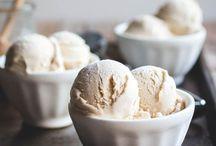 Ice Cream and Sorbet / Delicious sounding ice cream and sorbet ideas