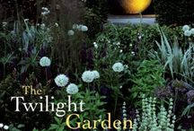 Garden for Moon Walks / Gardens that shine at night are usually full if fragrant white blooms. The white catches the light and reflects it back to you. If you want to catch sight of a Luna moth, garden moonshine is for you! / by Garden Expressionist