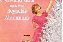 Vintage Christmas / by Natalie Dollar