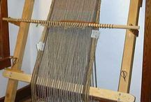 Vertical loom
