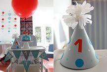 Harry's 1st Birthday