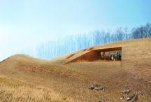 underground architecture / underground architecture