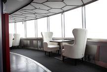 """Ресторанный комплекс """"7 небо"""" / Ресторанный комплекс """"7 небо"""" состоит из 3 уровней - бистро, кафе и ресторан. Бистро работает каждый день с 10 до 20. Ресторан и кафе работают с 12 до 23 по будням и с 12 до 24 по выходным и праздничным дням. Для бронирования столиков звоните по телефону 8 (495) 926-61-11"""