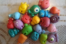 Clay CRAFT - Charms, Rings, Earrings