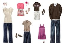Family Pic Outfit Ideas / by Amy Wright