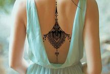 Tatuaje Para Espalda
