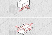 Здание, формы