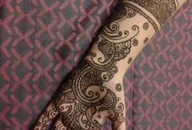 Beautiful Mehndi designs / Here, you can find beautiful and artistic mehndi designs just for you all mehndi lovers :)
