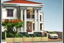 Jasa Arsitek Rumah Mewah Baru / Desain Rumah Mewah