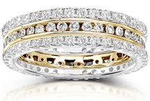 wedding bands / by Mariel Pardal