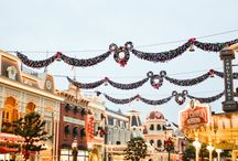 Christmas at Disneyland