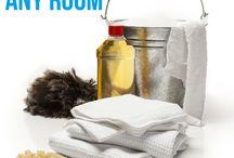 clean&organize / by Alison Sagara