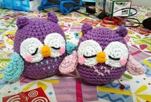 My Project / My Crochet project with free pattern :D