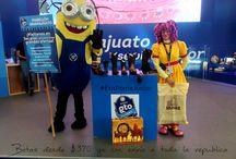 Pabellón Gto / Visitanos en el poliforum Feria 2015 León!!   https://www.youtube.com/watch?v=QUrNoY2ztvA