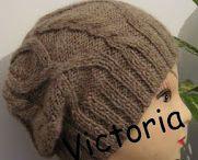 Caciiuli tricotate