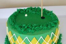 golf cakr