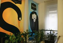 Milano/Isola - Coworking Cowo® / Spazio di coworking a Milano presso lo studio di Visual Design Atabaliba. Affiliato alla Rete Cowo® http://www.coworkingproject.com/coworking-network/milano-isola/