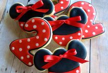 Minnie mouse bday