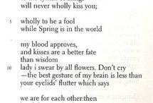 poets & poetry